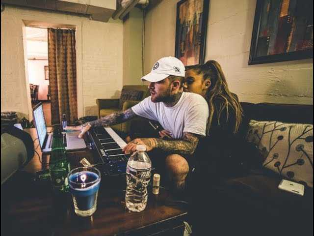 Ariana Grande Tributes Mac Miller With Adorable Video