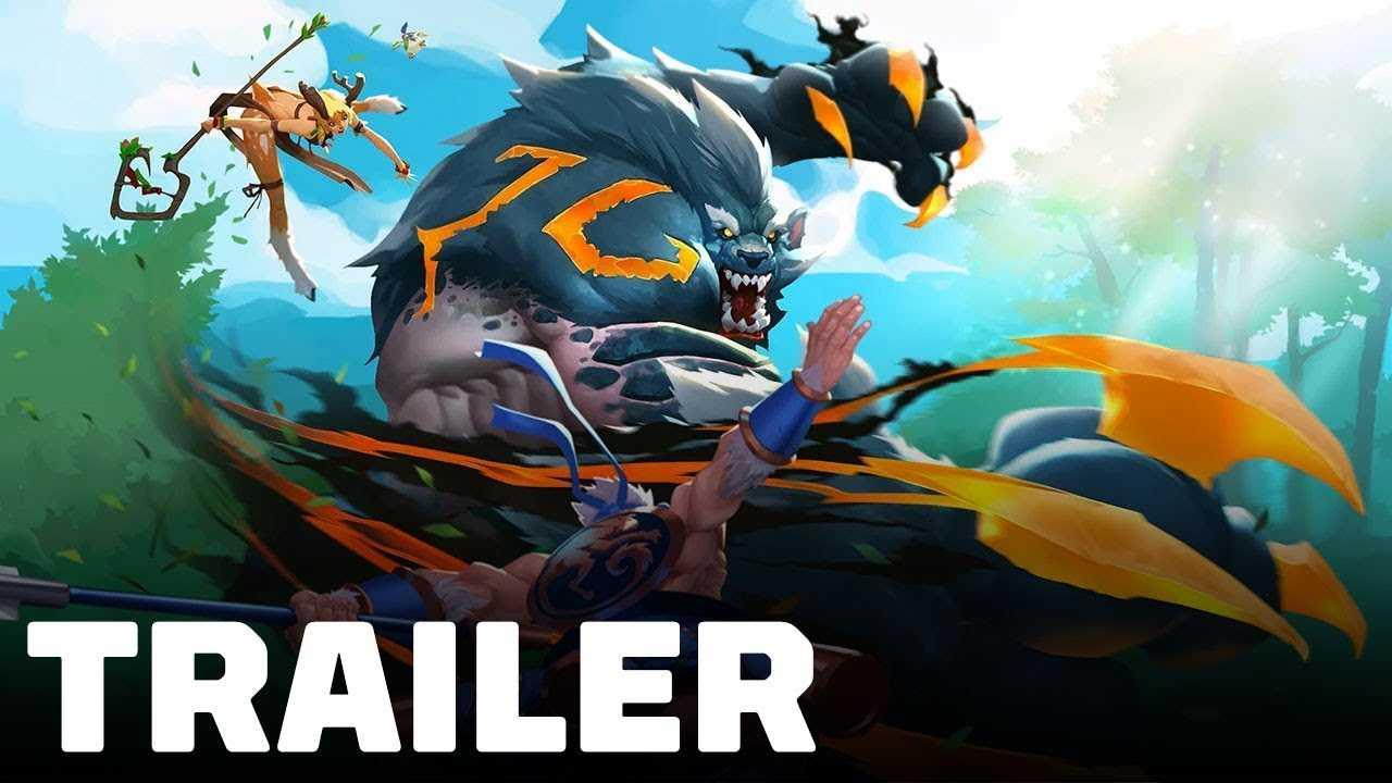 Battlerite Royale Early Access Launch Trailer