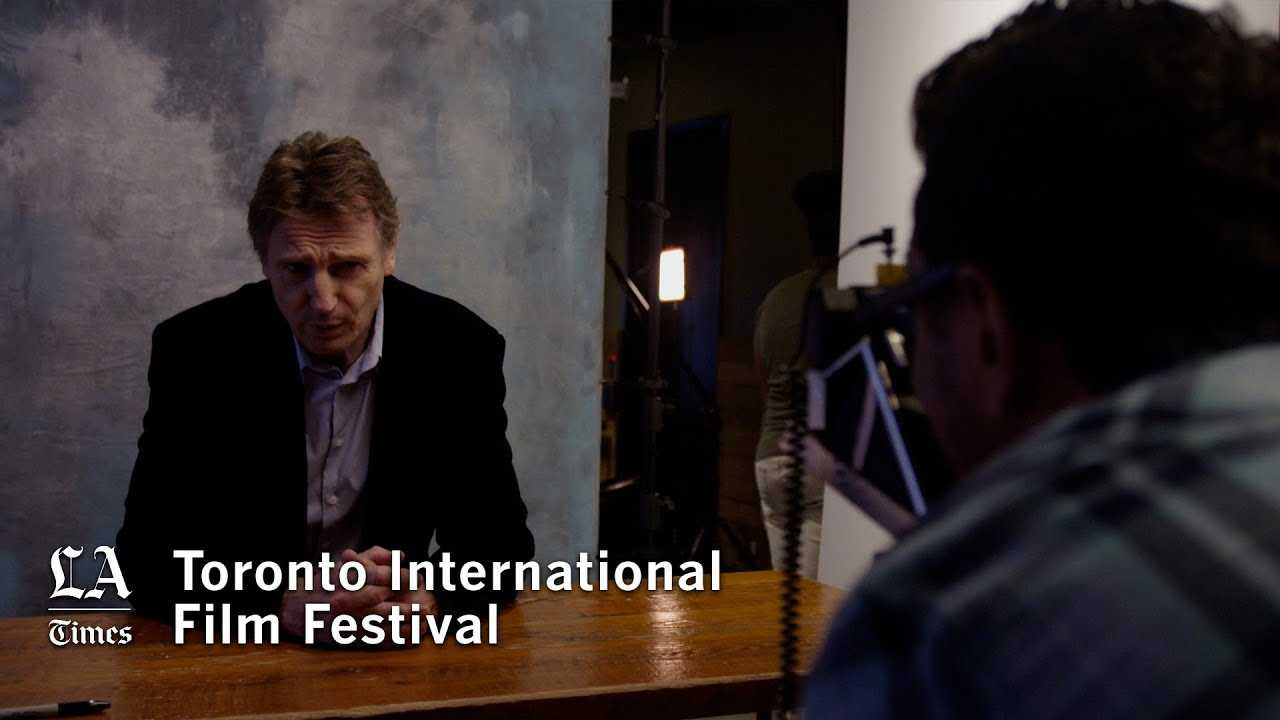 Behind the scenes at the 2018 Toronto International Film Festival photo and video studio