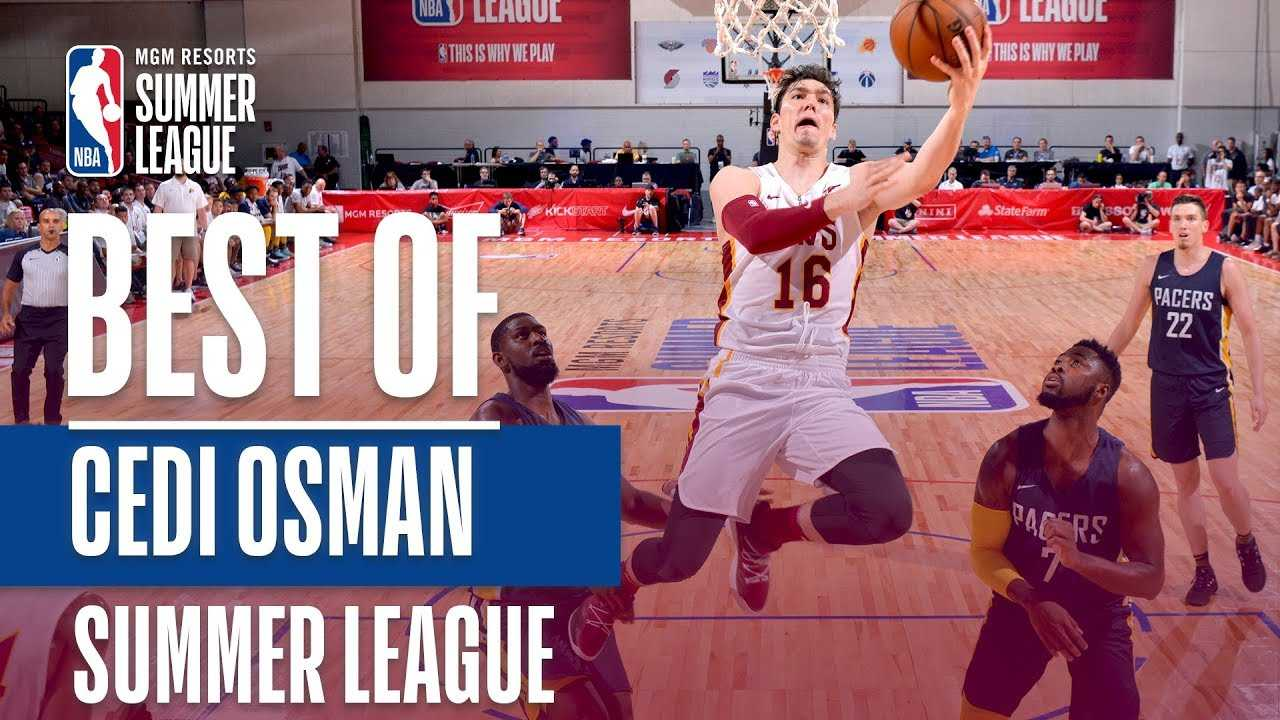 Best of Cedi Osman | 2018 MGM Resorts Summer League