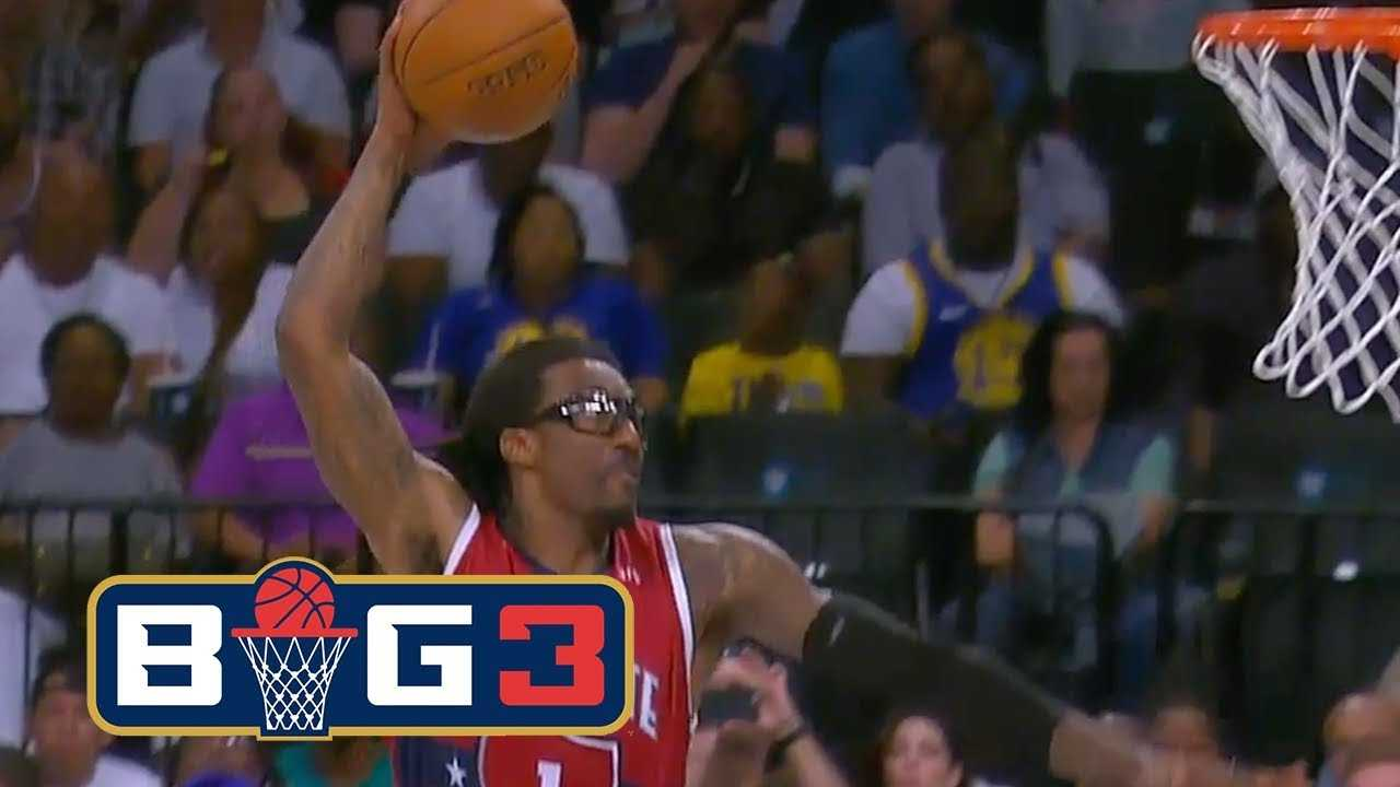 BIG3 Season 2 Playoffs: Top 10 Plays of the Postseason