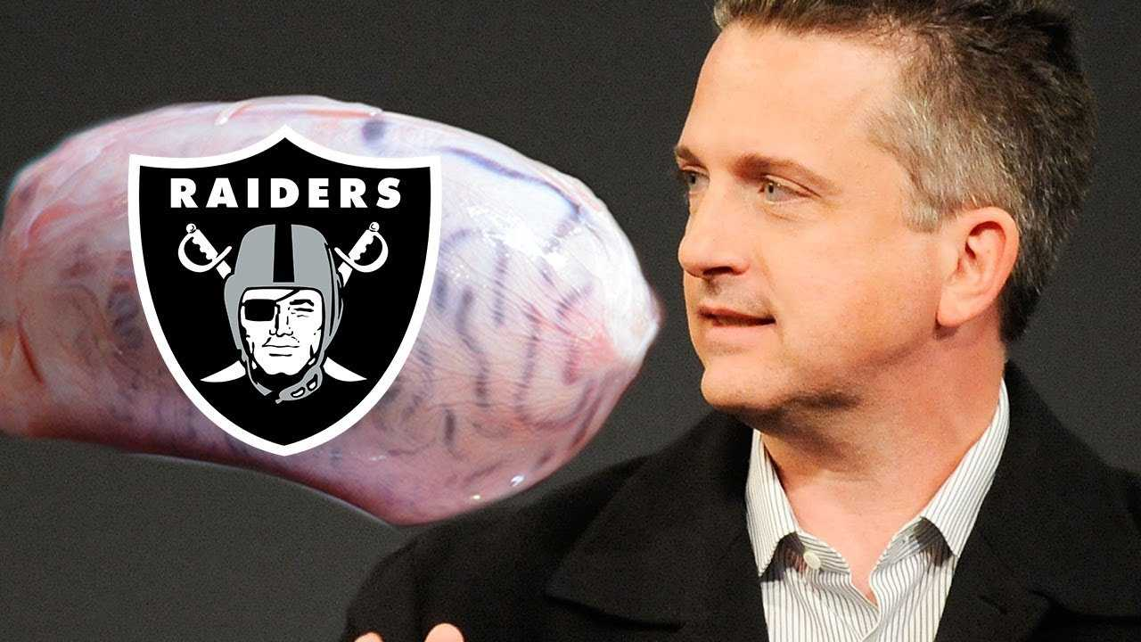 Bill Simmons BETS To EAT TESTICLES If Raiders Make Playoffs!