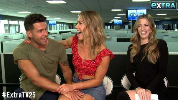 'BIP' Update: Chris & Krystal Talk Moving In Together & Wedding Plans