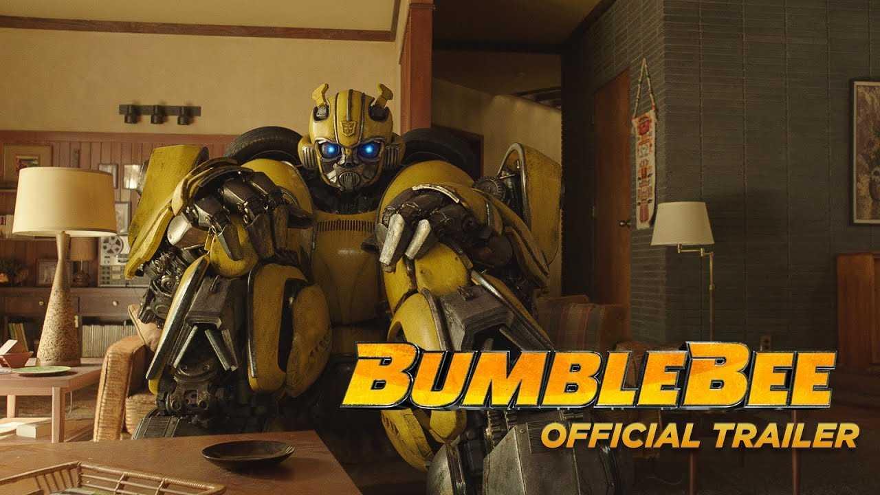Bumblebee   Official Trailer