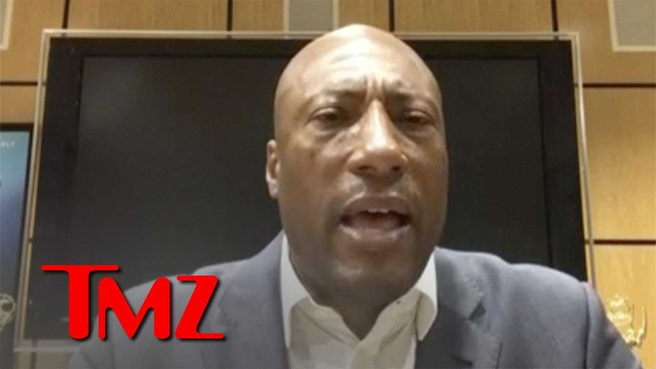 Byron Allen Pouring $100 Million into Weather Channel and it's Showing | TMZ