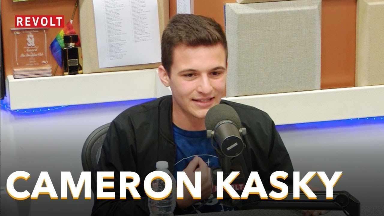 Cameron Kasky Talks About Social Media & It's Negative Impacts | The Breakfast Club