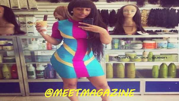 Cardi B no makeup pictures have haters saying she's not pretty! #LHHH 7 #Bardi is fine! #VH1 #CARDIB