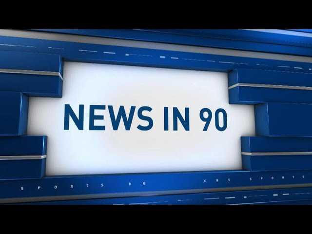 CBS Sports HQ: News in 90 (8/19)