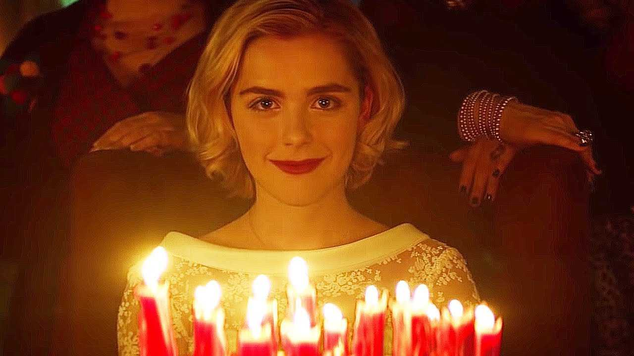 CHILLING ADVENTURES OF SABRINA Official Trailer (2018) Fantasy, Horror Series [HD]