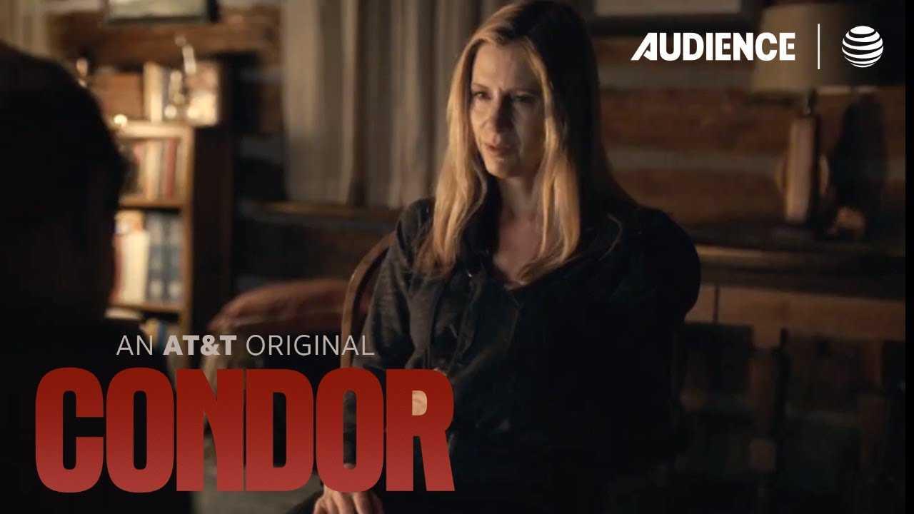Condor | Season 1 Finale: Marty & Joe in Cabin 2 | AT&T AUDIENCE Network