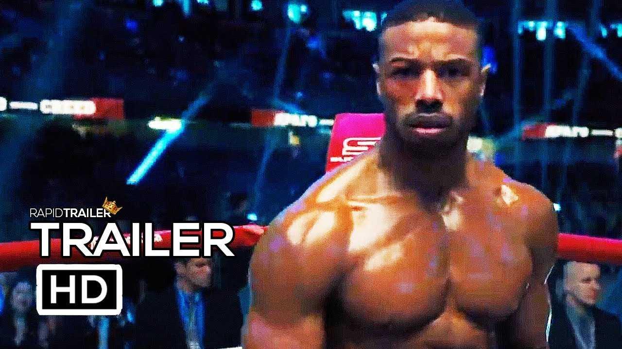 CREED 2 Official Trailer #2 (2018) Michael B. Jordan, Sylvester Stallone Movie HD