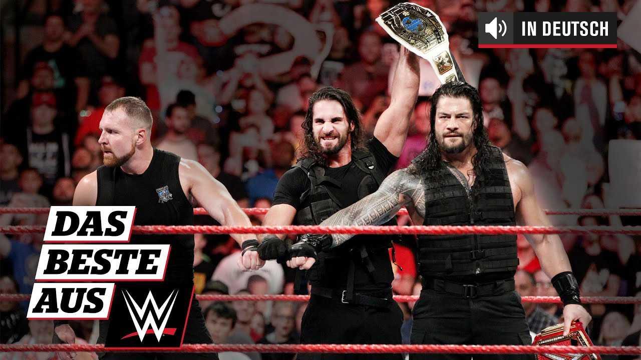 Das Beste aus WWE - Wochenrückblick, 29. September 2018 (DEUTSCH)