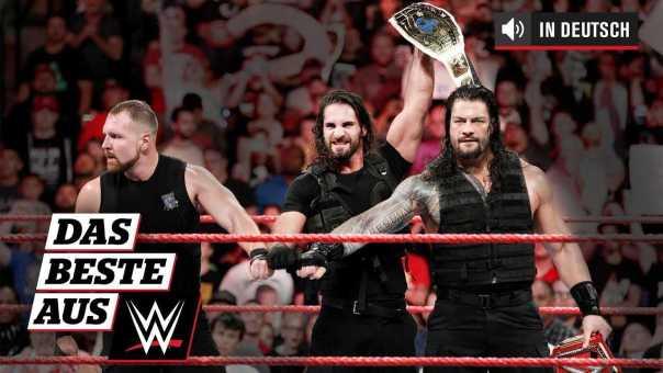 Das Beste aus WWE – Wochenrückblick, 29. September 2018 (DEUTSCH)