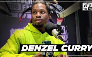 Denzel Curry Talks 'Taboo' Album, 'Clout Cobain' Meaning and Paying…