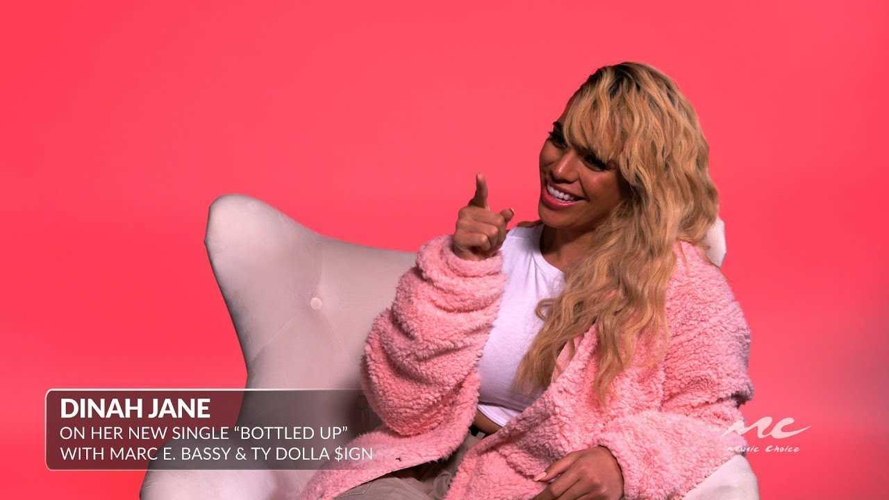 """Dinah Jane Talks """"Bottled Up"""""""