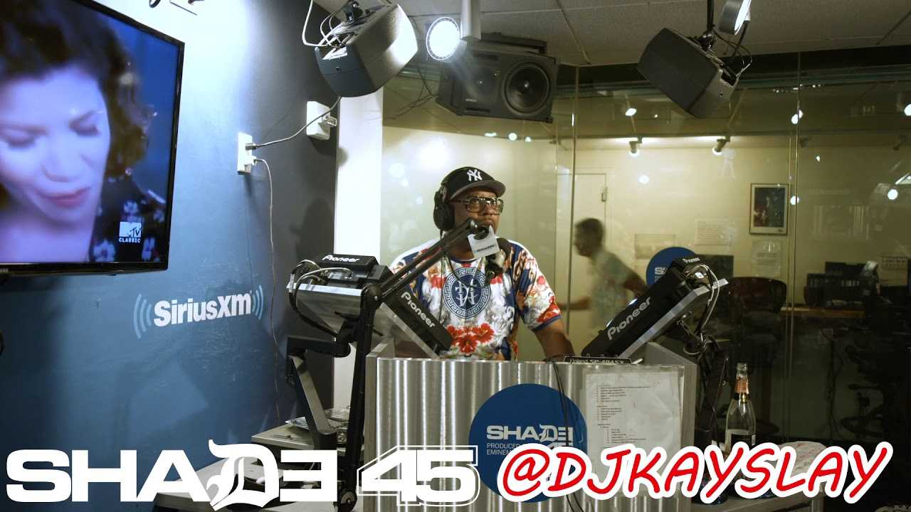 Don Q interview with Dj Kayslay at Sirius XM
