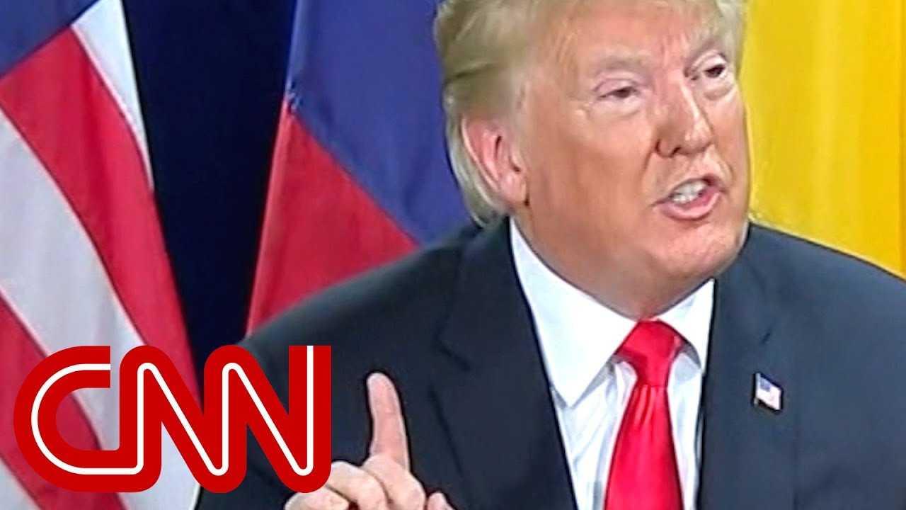 Donald Trump torches 'lousy' Democrats on Kavanaugh