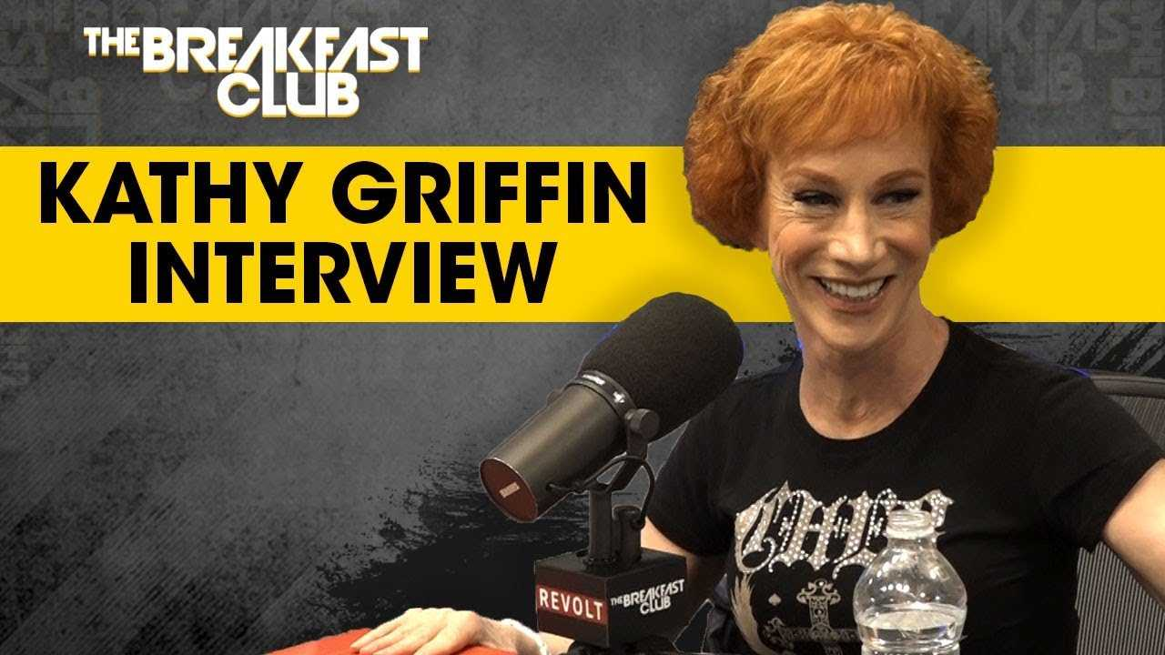 Kathy Griffin On Being Blacklisted, Les Moonves, Donald Trump and Her Comeback [Interview]