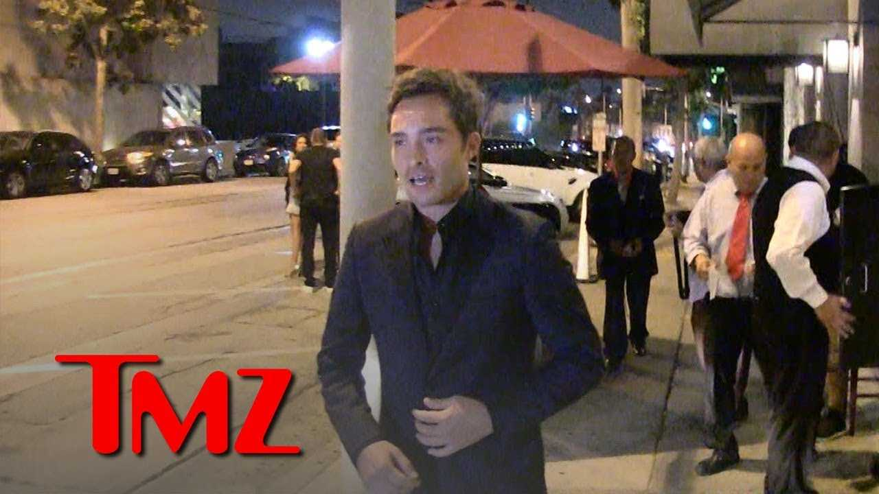 Ed Westwick Back on Hollywood Scene After Being Cleared of Sexual Assault | TMZ