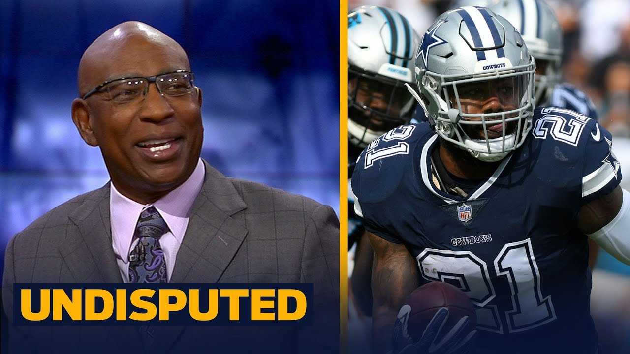 Eric Dickerson is taking the Cowboys over the Giants in Week 2   NFL   UNDISPUTED