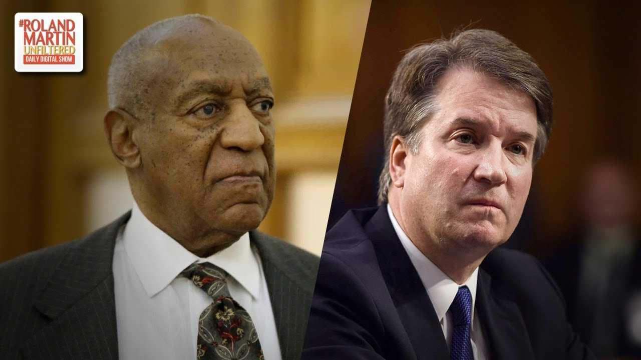 Examining The Stark Contrasts Between Cosby And Kavanaugh Who Were Both Accused of Sexual Assault