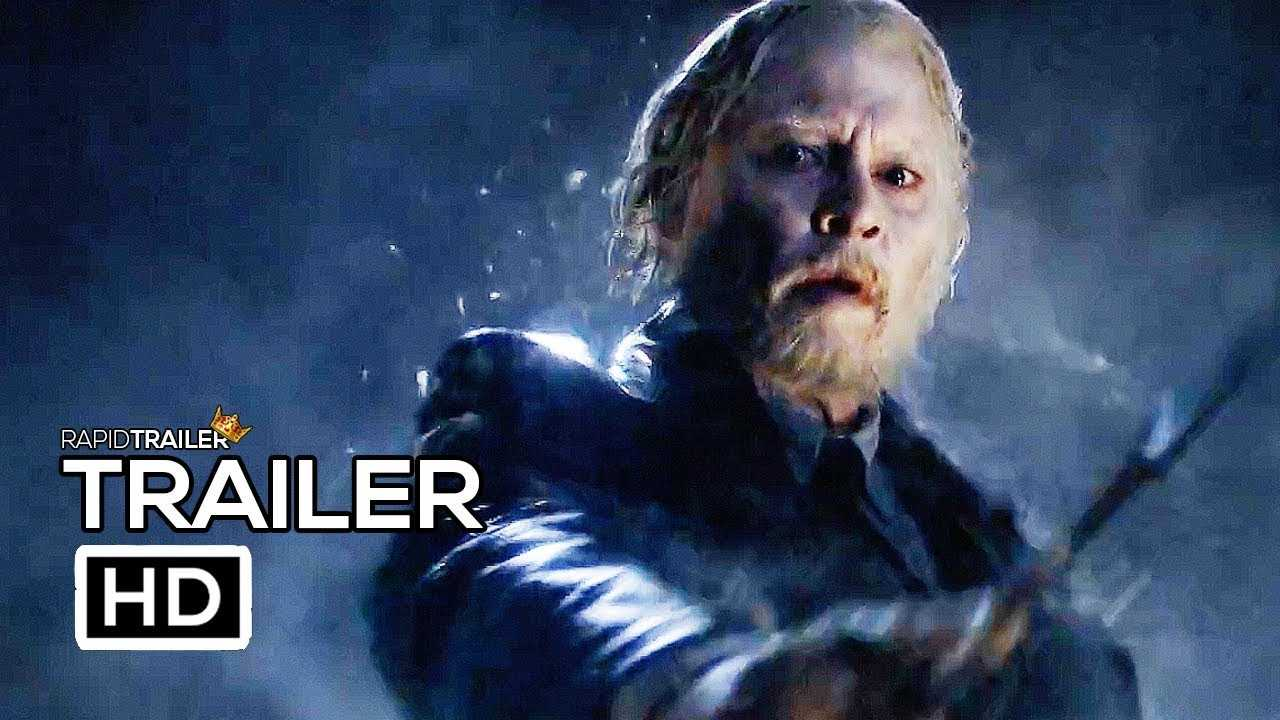 FANTASTIC BEASTS 2 Final Trailer (2018) The Crimes Of Grindelwald, Fantasy Movie HD