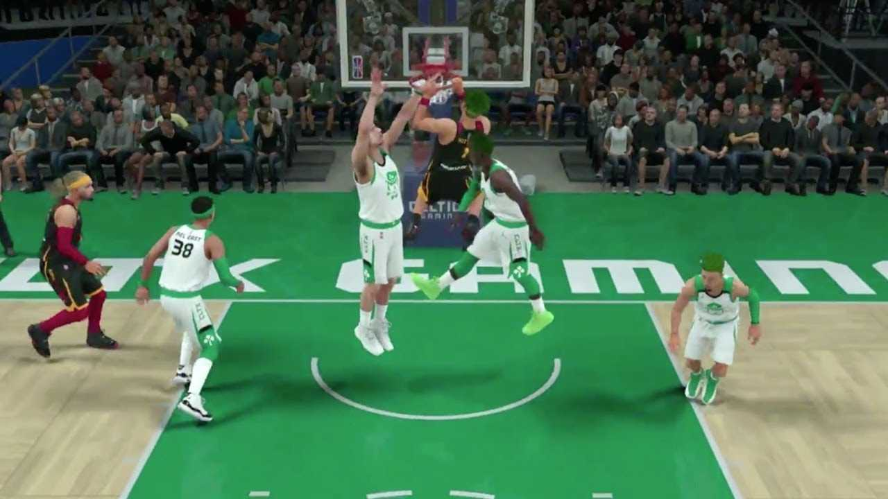 First Look Inside This Year's NBA 2K League