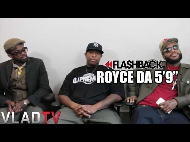 "Flashback: Royce Da 5'9"" on Tyler the Creator Dissing Eminem - ""He's a Kid"""