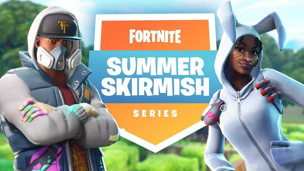 Fortnite Summer Skirmish Grand Finals - PAX West 2018 Live!