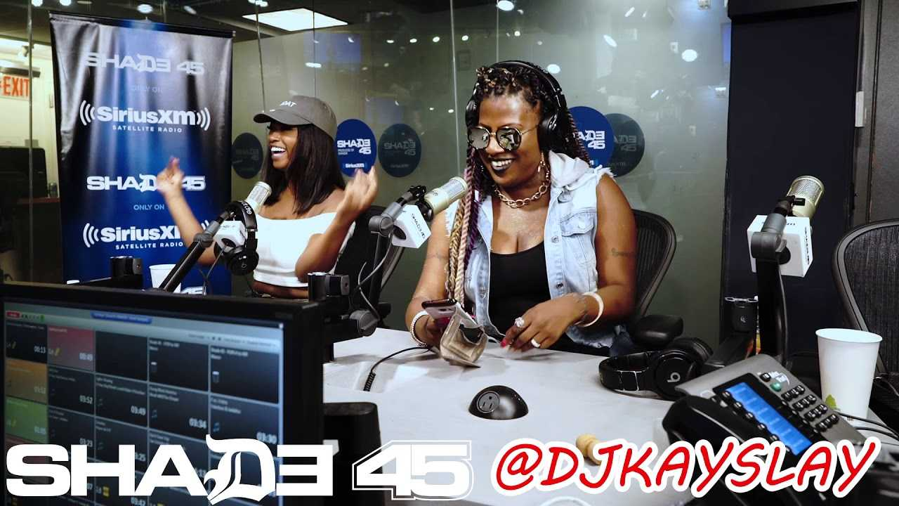 Gangsta Boo interview with Dj Kayslay at SiriusXM