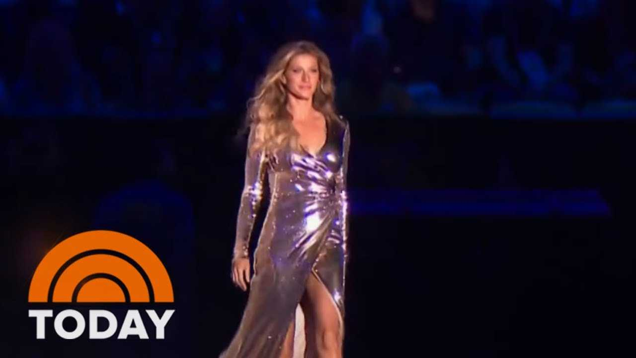 Gisele Bundchen Opens Up About Battle With Panic Attacks | TODAY