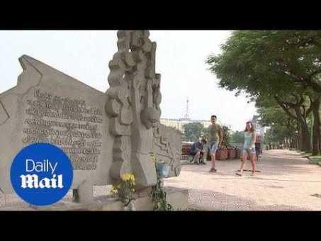 Hanoi residents pay tribute to John McCain's influence