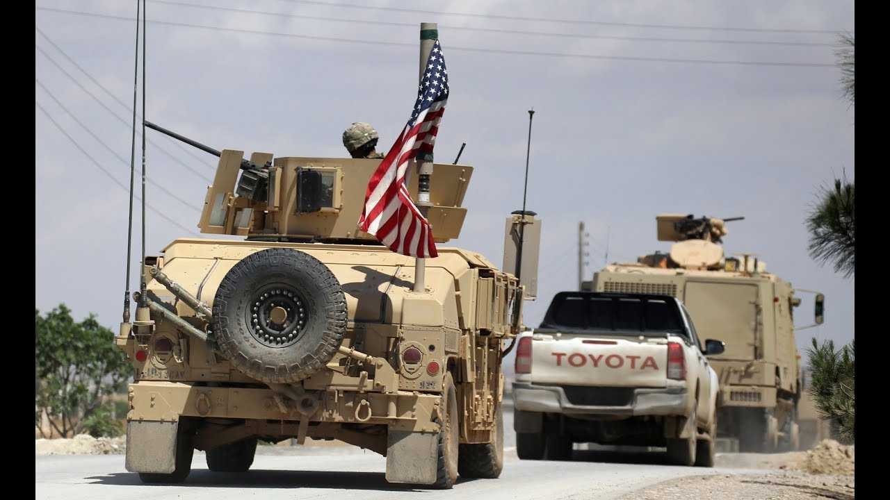 Is the Trump administration changing U.S. policy on Syria?