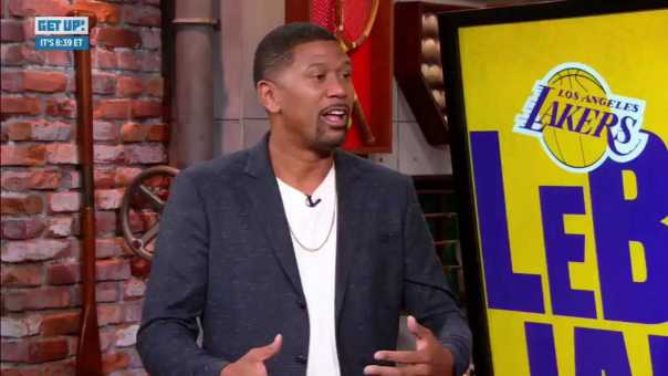 Jalen Rose believes Anthony Davis will join the Lakers
