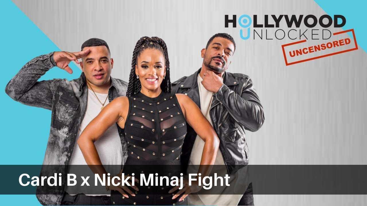 Jason Lee Sounds Off On Cardi B Nicki Minaj Fight & Kehlani Tweet on Hollywood Unlocked [UNCENSORED]