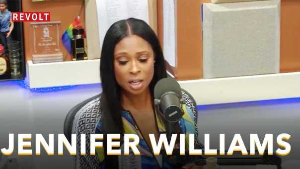 Jennifer Williams Sets The Record Straight About Basketball Wives Drama | The Breakfast Club