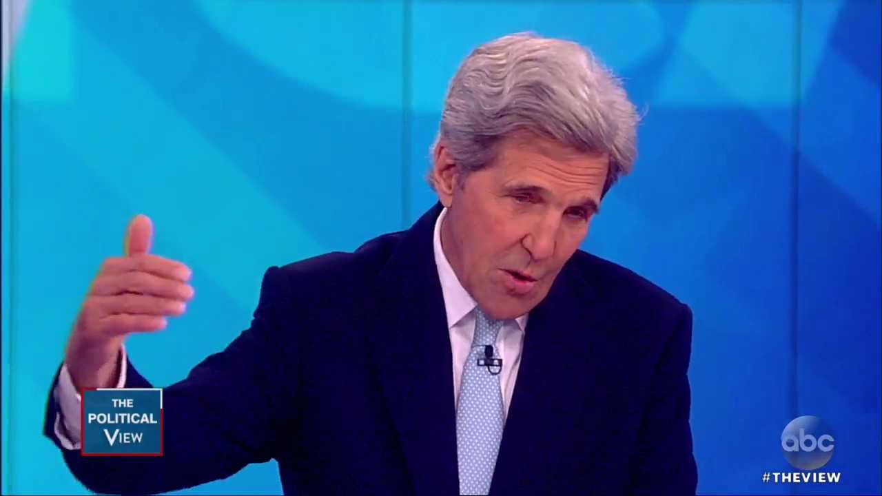 John Kerry On Working With John McCain And Recovering Bipartisanship In America | The View