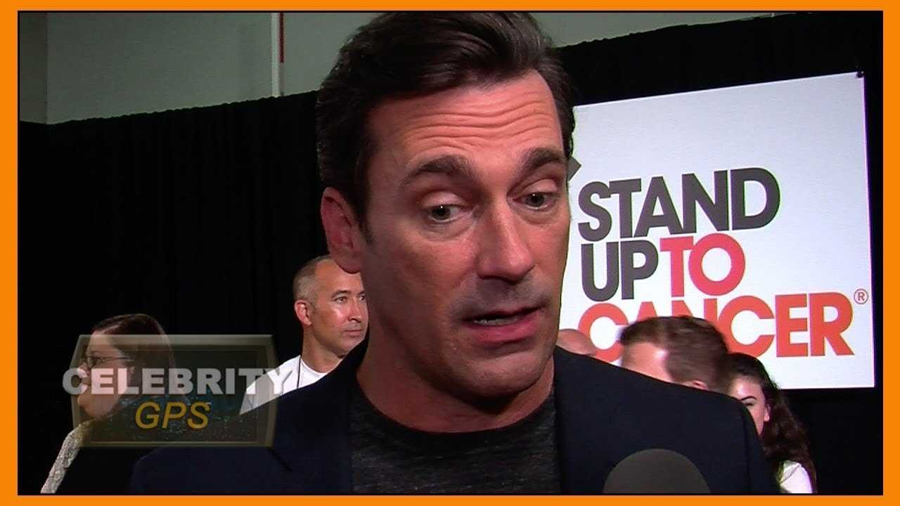 Jon Hamm wants to suit up for Batman - Hollywood TV