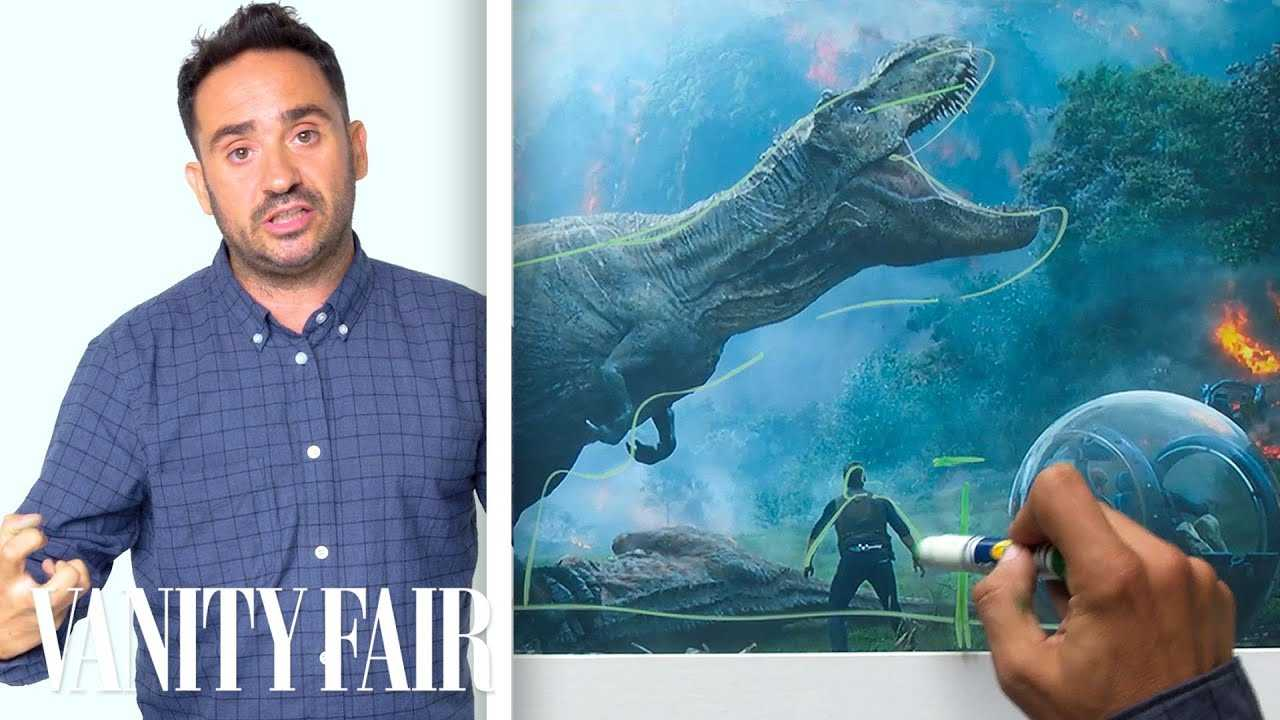 Jurassic World: Fallen Kingdom's Director Breaks Down the Volcano Scene   Vanity Fair