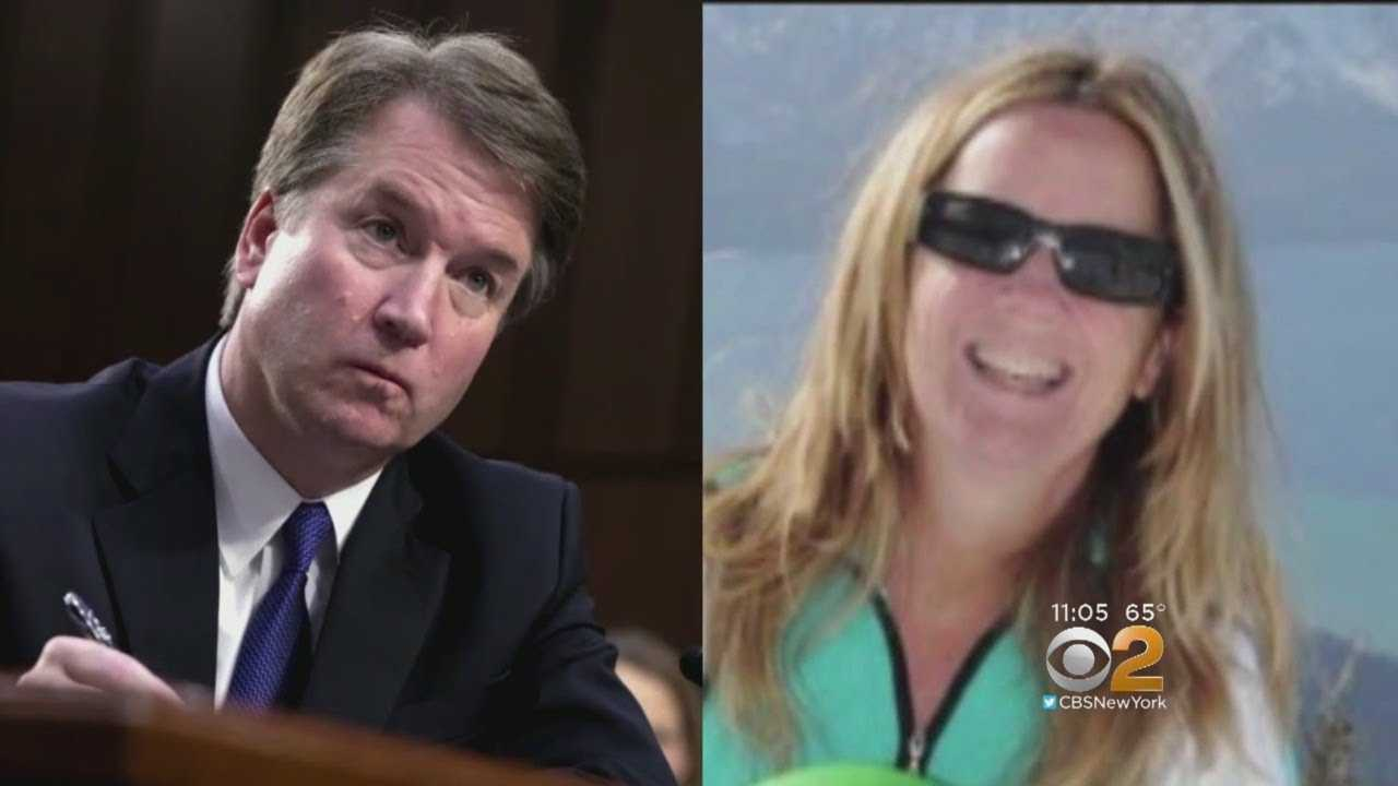Kavanaugh Accuser To Testify Thursday