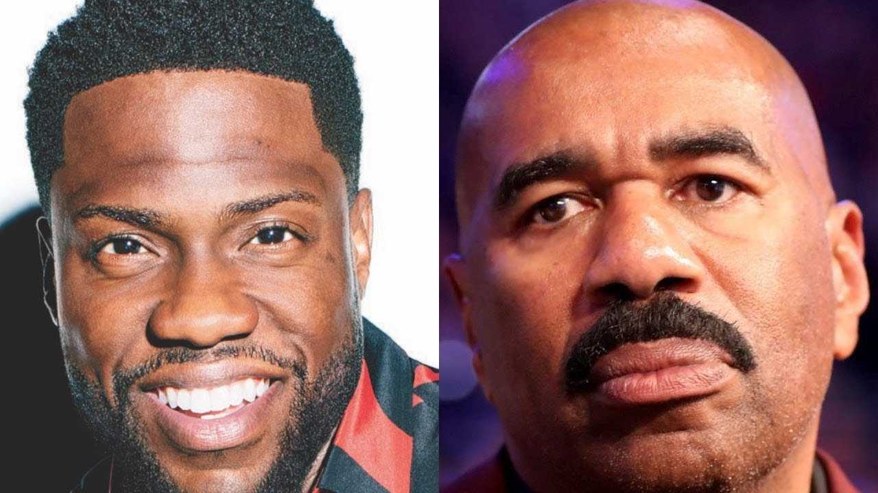 Kevin Hart ROAST The S*** Outta Steve Harvey On His Own Show!!
