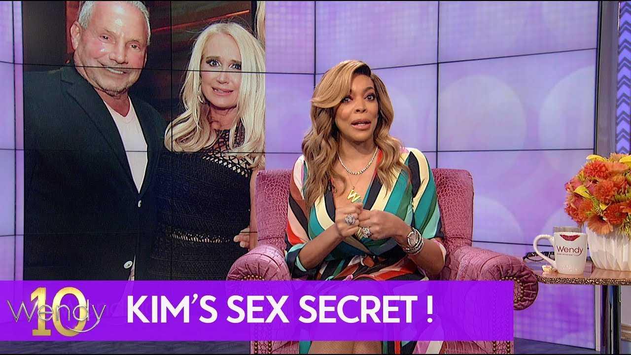 Kim Richard Reveals Shocking Marriage Secret