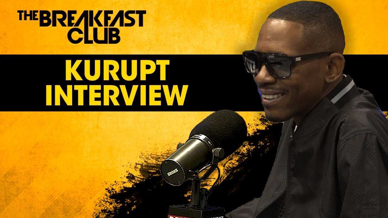 Kurupt Talks Death Row History, Breaks Down Beefs + More