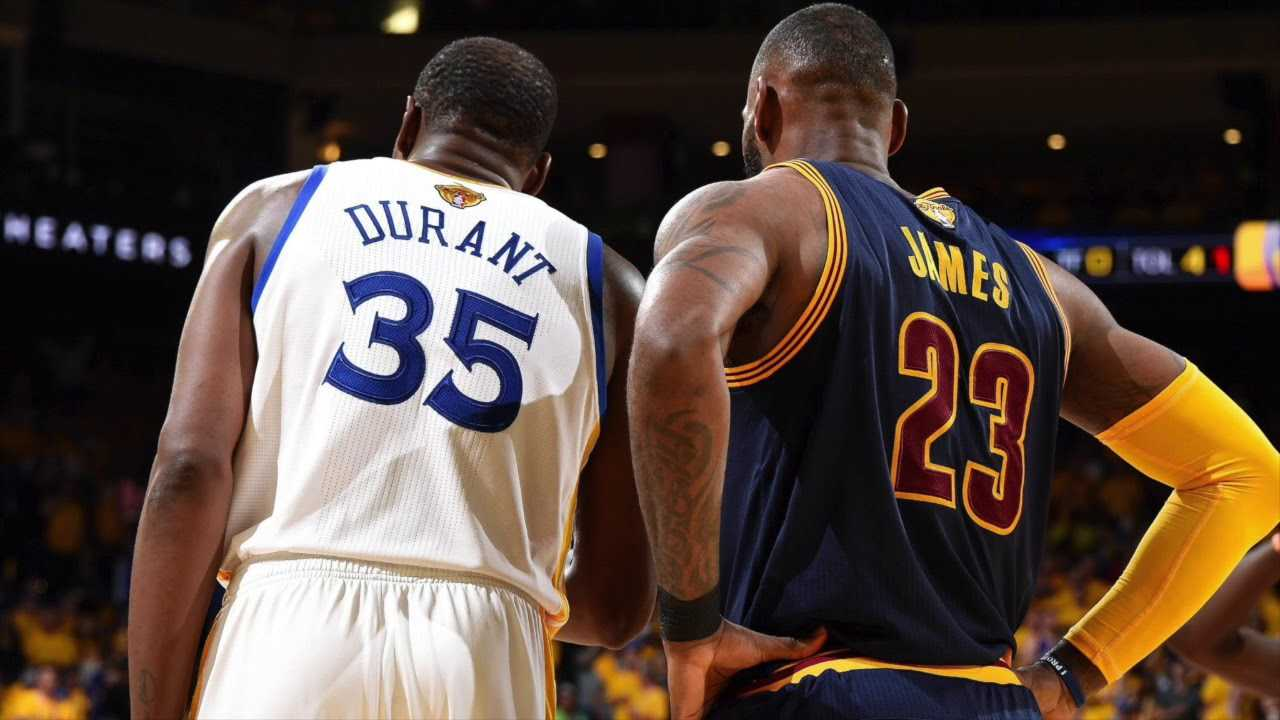 LeBron James and Kevin Durant Song - It Ain't Easy