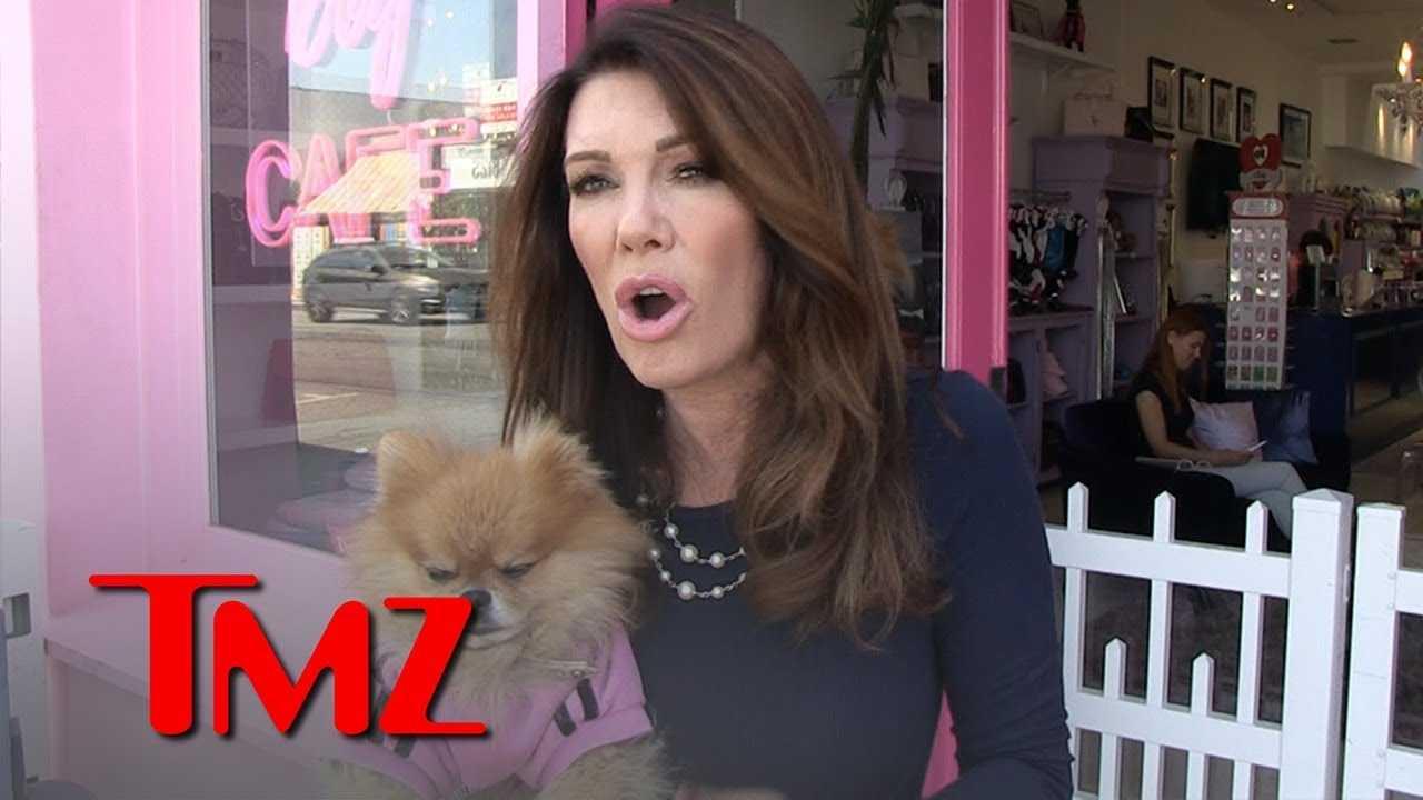 Lisa Vanderpump Defends 'RHOBH' Costar Dorit Kemsley Over Dog Feud Rumors   TMZ