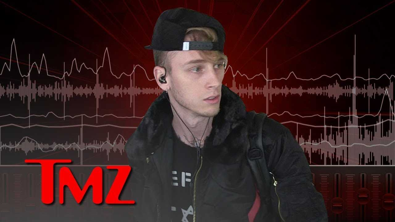 Machine Gun Kelly's Crew 'Just Jumped This Man,' 911 Call Released   TMZ