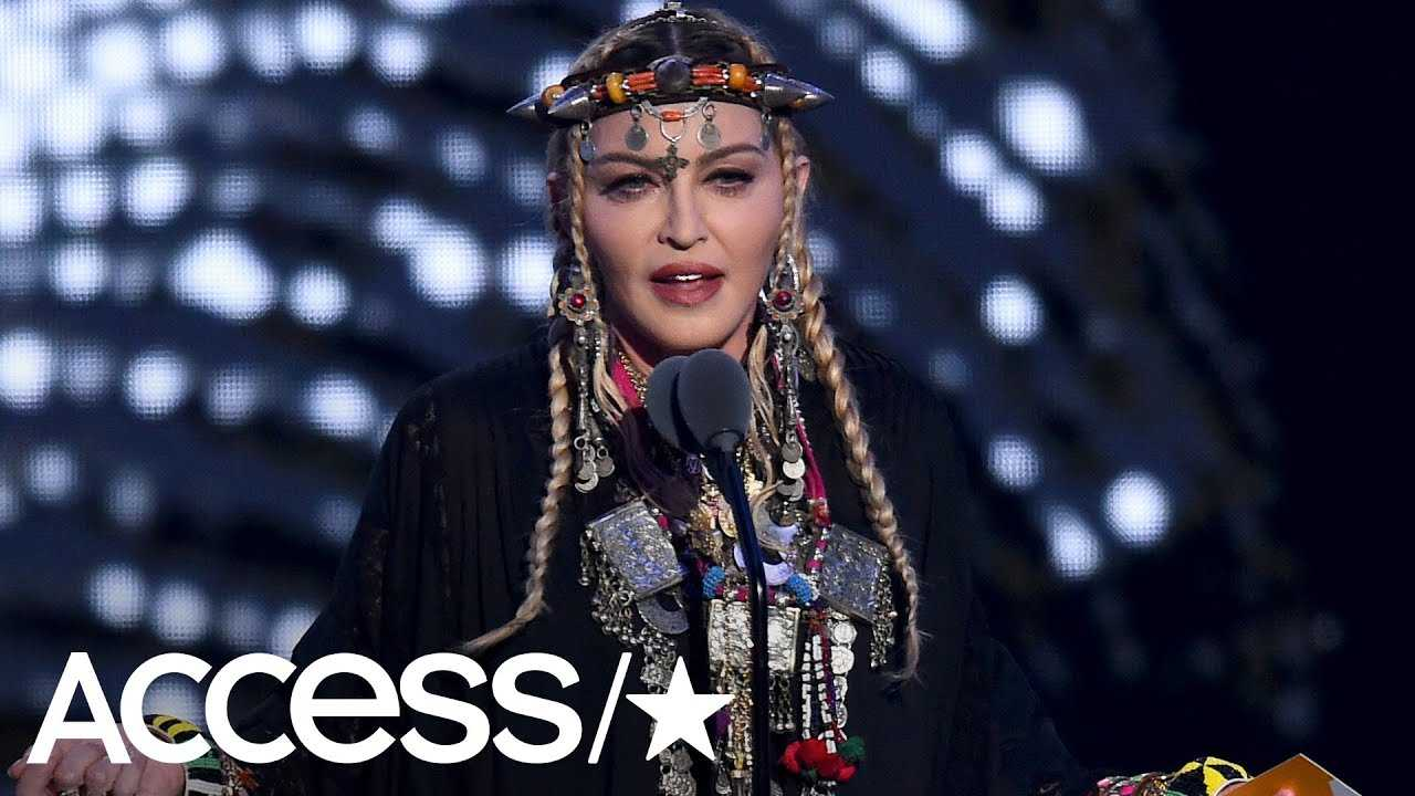 Madonna Responds To Backlash Over Her Supposed Aretha Franklin Tribute At MTV VMAs 2018 | Access