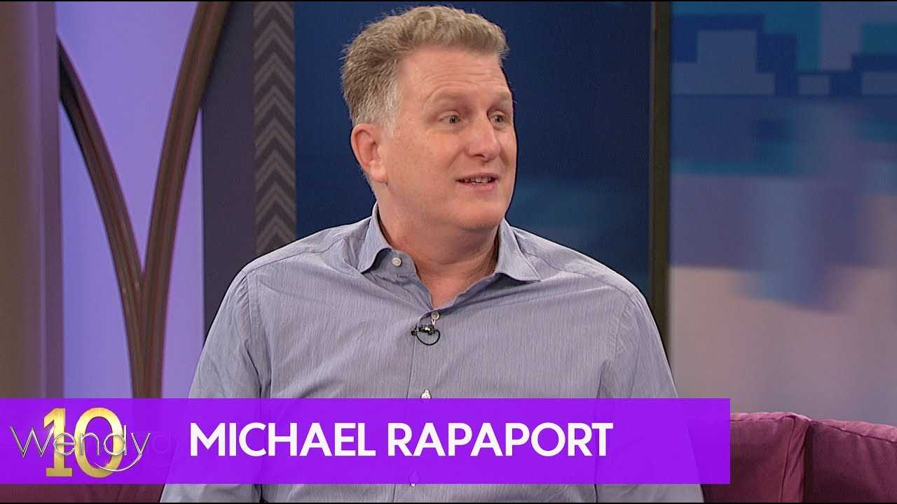 "Michael Rapaport is ""Atypical"""