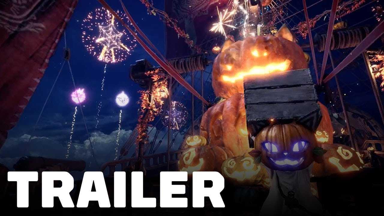 Monster Hunter: World - Autumn Harvest Fest Trailer