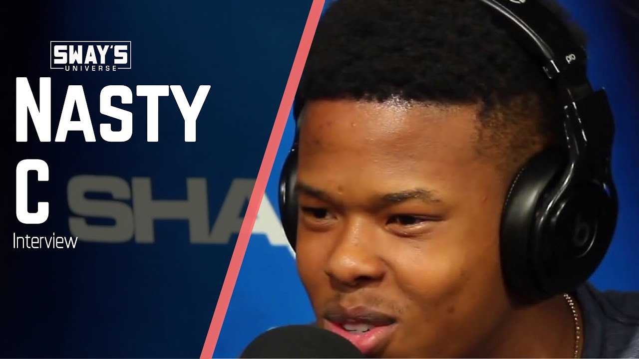 """Nasty C Puts on For South Africa with New Album 'Strings and Bling' + Performs """"SMA"""""""